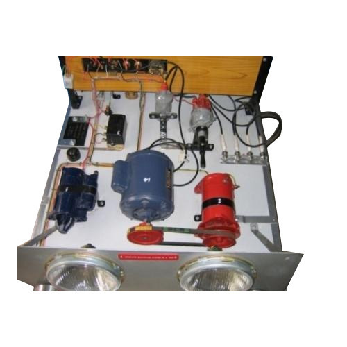 Tractor Electrical System Trainer