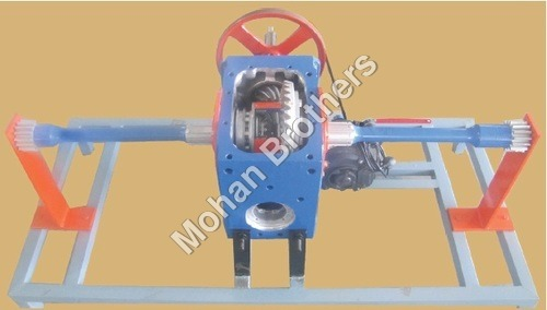 Tractor Differential Gear Section Model