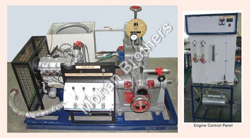 Multi Cylinder Four Stroke Petrol Engine Test Rig