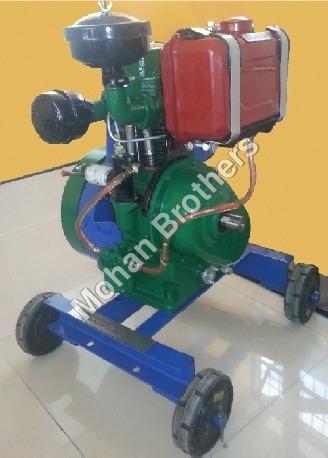 Four Stroke Single Cylinder Diesel Engine Trainer