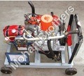Four Stroke 3 Cylinder Petrol Engine CarburatorTra