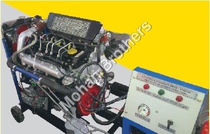 Four Stroke 4 Cylinder Diesel Engine CRDI Type