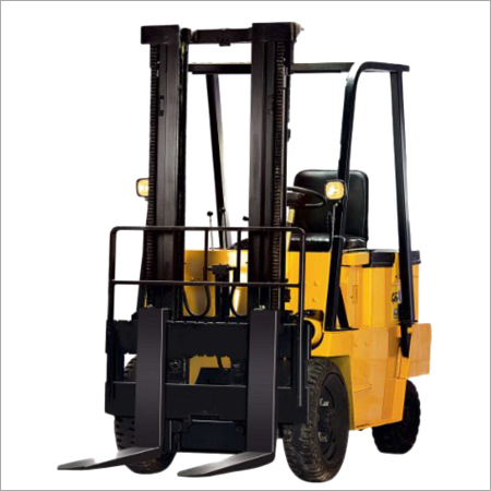 Battery Operated Forklift Truck - DC / AC