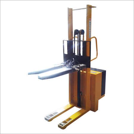 Semi Electric Stacker A/C 230V