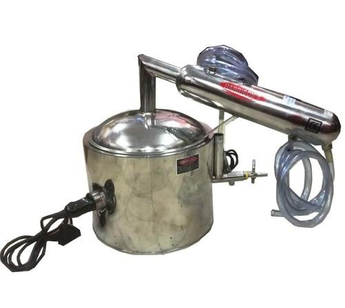 S.S. Water Distillation Apparatus Table Model