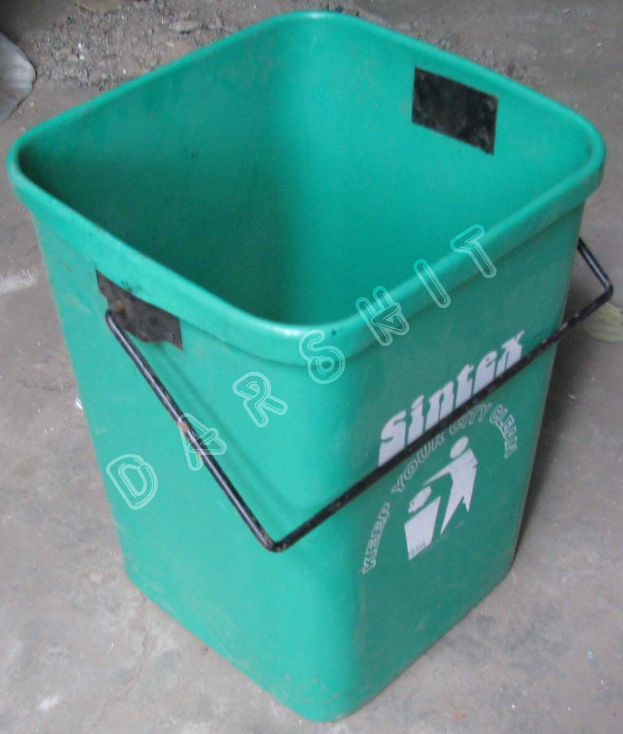 Sintex Waste Collection Baskets