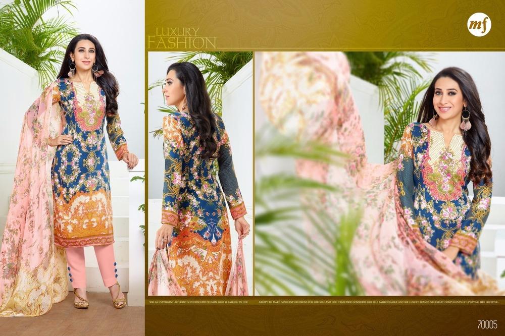 Winter Punjabi Dress Material