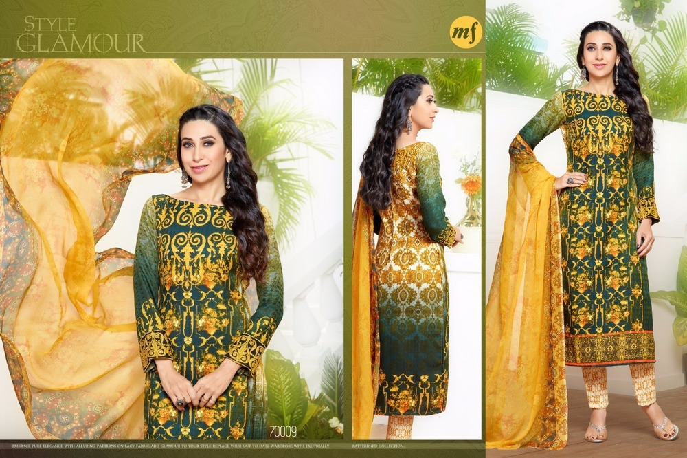 Winter Ladies Salwar Kameez