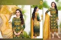 Winter Ladies Salwar Kameez