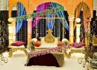 SRI LANKAN WEDDING STAGE SET