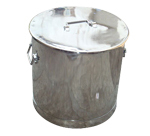 Stainless Steel Container – For Storage Purpose