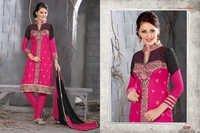Long Plain Salwar Suit