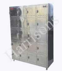 Stainless Steel Lockers with Door