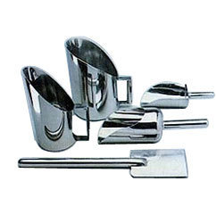 Stainless Steel Scoops & Spatulas