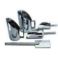 Stainless Steel Scoops & Spatulas