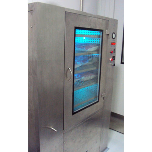 Sterile Garment Cabinet (Stainless steel made)