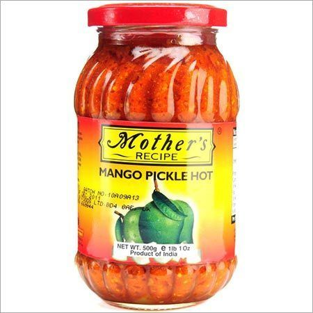 Mother's Recipe Mango Pickle