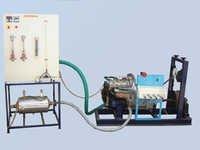 4 Cylinder 4 Stroke Diesel Engine Test Rig