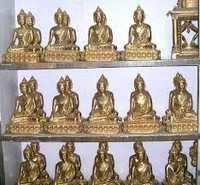 Brass God Idols