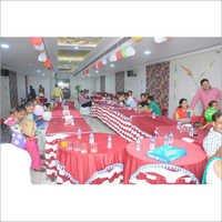 Birthday Hall Decoration services