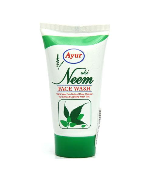 Ayur Face Wash