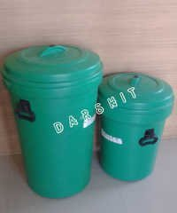 Sintex Waste Bin With Closed Lid