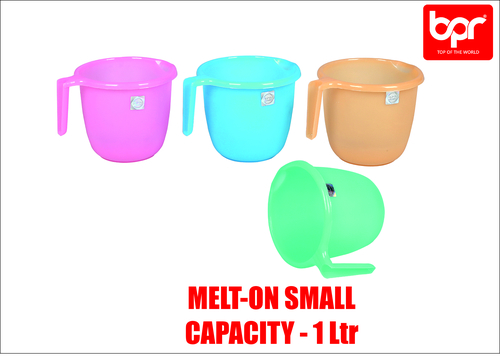Plastic Bath Mugs
