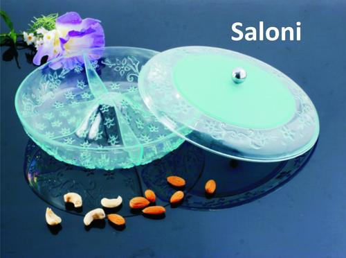 DRY FRUIT PLASTIC TRAY