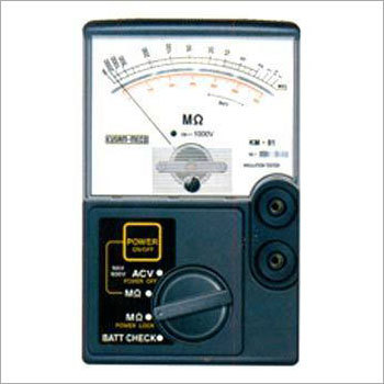 Insulation Resistance Testers & Earth Resistance