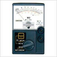 Analog Insulation Resistance Tester