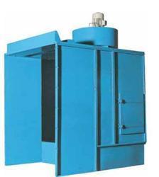 Cross Draft Dry Spray Booth