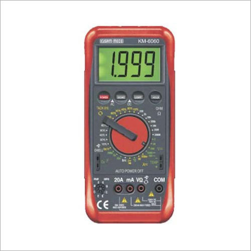 Professional Grade Digital Multimeters