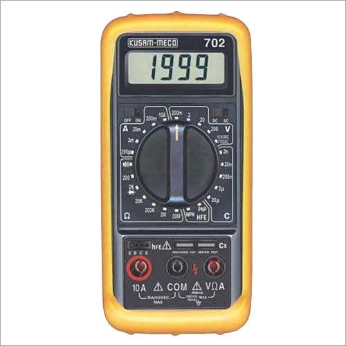 Industrial Grade Digital Multimeters