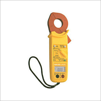 Leakage AC Clamp on Meter