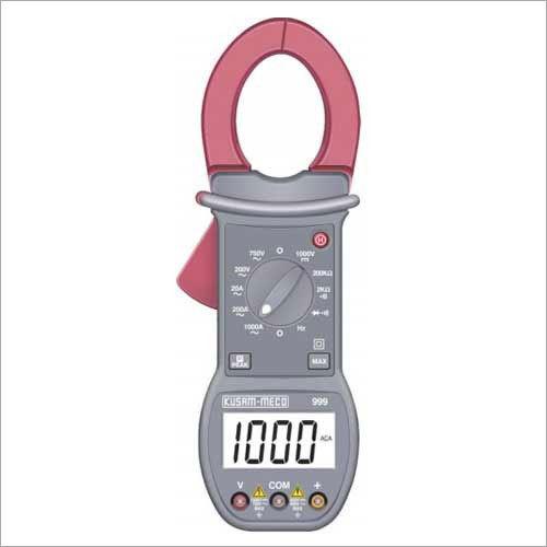 LCD Digital Clamp Meter