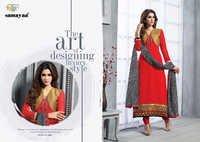 Designer Long Anarkali Suits