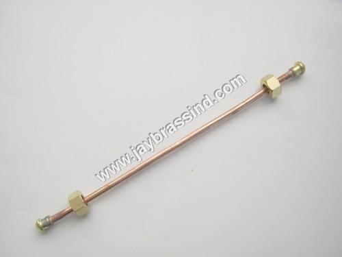 Copper Burner Pigtails