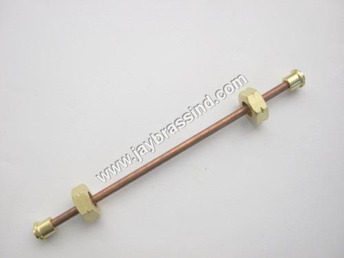 Copper Cylinder Pigtails