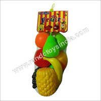 Plastic Fruits sets