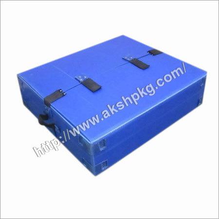 Multi Color PP Corrugated Box