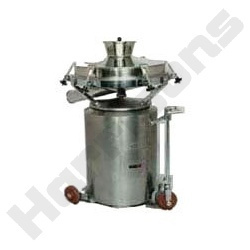 Portable Mechanical Shifter (Herbal Machinery)