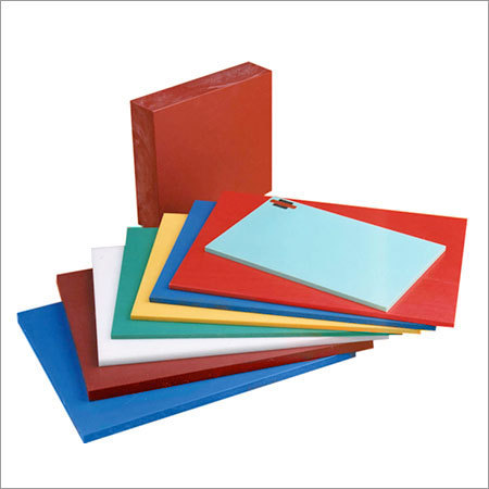 Colored HDPE Sheet