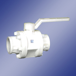 PVDF Ball Valve Thread End