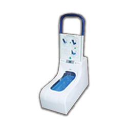AUTOMATIC SHOE COVER DISPENSER (Advance Electric)
