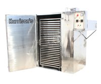 Hot Air Oven Cum Tray Dryer