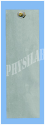 Zinc Plate with Terminal