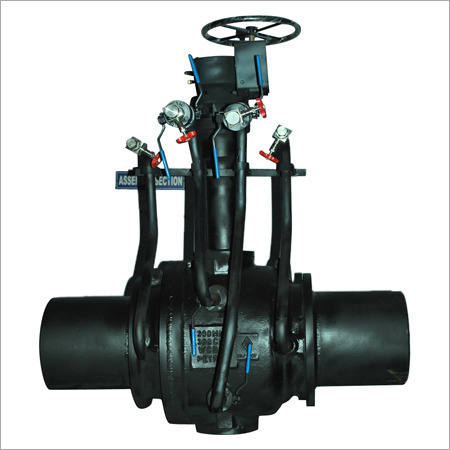 Under Ground Ball Valves
