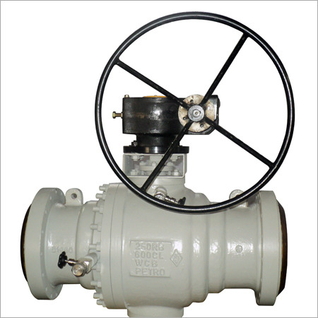 Pipe Line Ball Valve