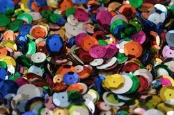 Mix Color Sequins