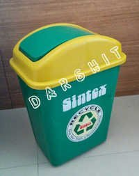 Sintex Euroline Waste Bin With Flap Lid